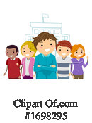 People Clipart #1698295 by BNP Design Studio