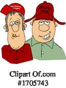 People Clipart #1705743 by djart