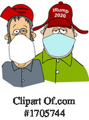 People Clipart #1705744 by djart