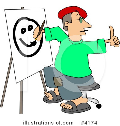 Occupation Clipart #4174 by djart