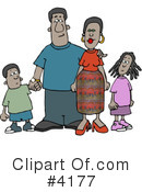 Royalty-Free (RF) People Clipart Illustration #4177