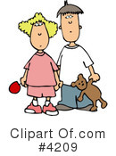 People Clipart #4209