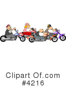 Royalty-Free (RF) People Clipart Illustration #4216