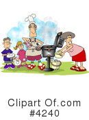 Royalty-Free (RF) People Clipart Illustration #4240
