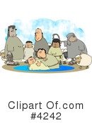 People Clipart #4242