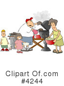 Royalty-Free (RF) People Clipart Illustration #4244