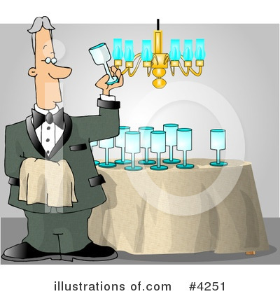 Champagne Clipart #4251 by djart