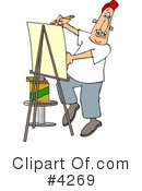 People Clipart #4269 by djart
