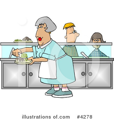 Lunch Clipart #4278 by djart