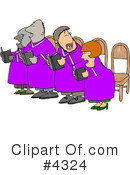 People Clipart #4324 by djart