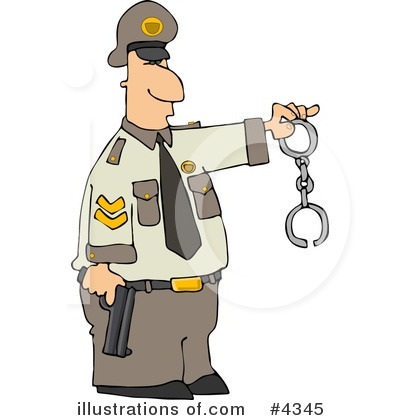 Detective Clipart #4345 by djart