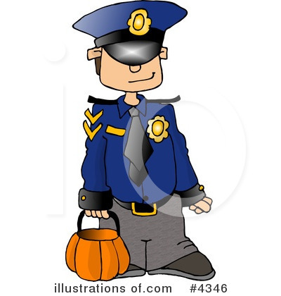 Police Clipart #4346 by djart