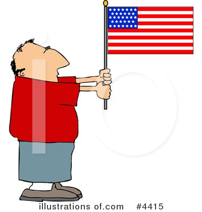 Independence Day Clipart #4415 by djart
