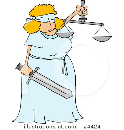 Justice Clipart #4424 by djart