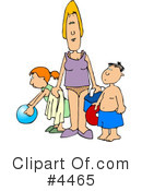 People Clipart #4465 by djart