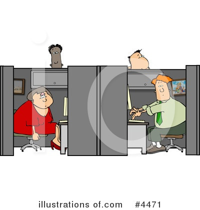 Typing Clipart #4471 by djart