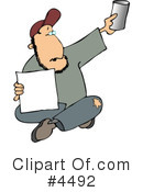 People Clipart #4492