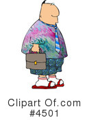 People Clipart #4501 by djart
