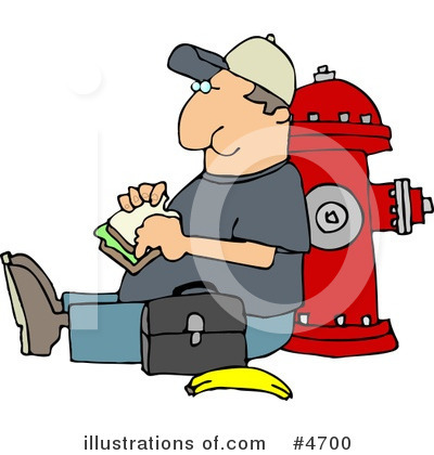 Fire Extinguisher Clipart #4700 by djart