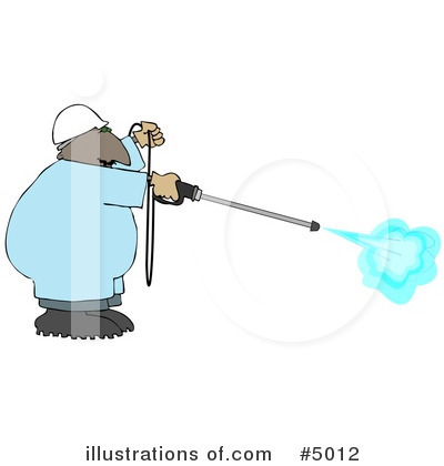Pressure Washer Clipart #5012 by djart