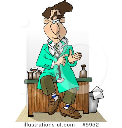 Doctor Clipart #5952 by djart