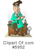 People Clipart #5952 by djart