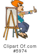 People Clipart #5974 by djart