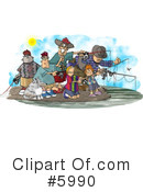 People Clipart #5990 by djart