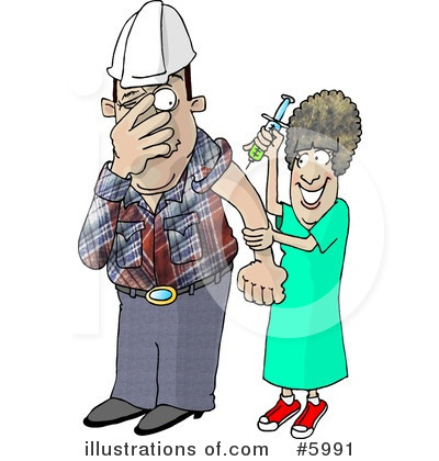 Nurse Clipart #5991 by djart