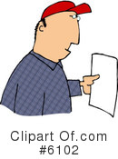 People Clipart #6102 by djart