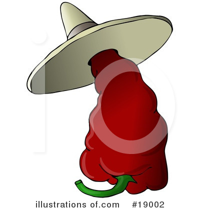 Mexican Clipart #19002 by djart