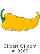 Royalty-Free (RF) peppers Clipart Illustration #19289