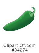 Peppers Clipart #34274