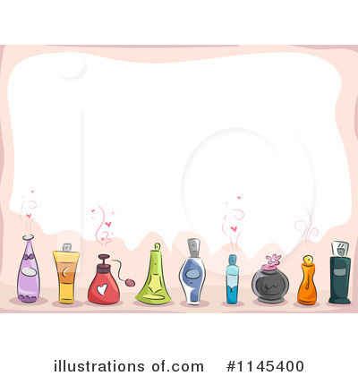 Perfume Clipart #1145400 by BNP Design Studio