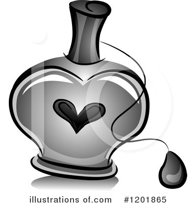 Perfume Clipart #1201865 by BNP Design Studio