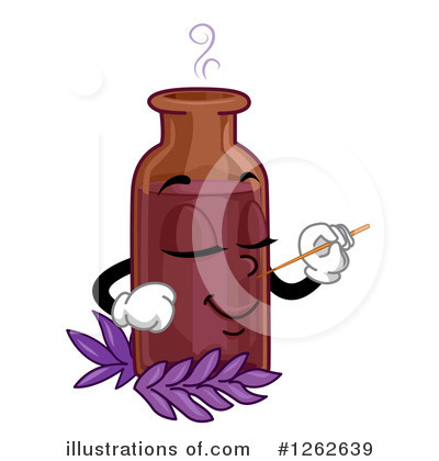 Royalty-Free (RF) Perfume Clipart Illustration by BNP Design Studio - Stock Sample #1262639