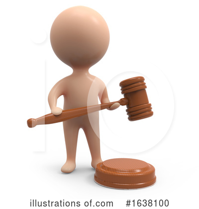 3d People Clipart #1638100 by Steve Young