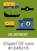 Petroleum Clipart #1345015 by Vector Tradition SM