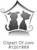 Royalty-Free (RF) Pets Clipart Illustration #1201869