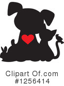 Royalty-Free (RF) Pets Clipart Illustration #1256414
