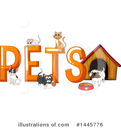 Mouse Clipart #1445776 by Graphics RF
