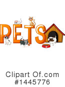 Pets Clipart #1445776 by Graphics RF