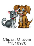Pets Clipart #1510970 by AtStockIllustration
