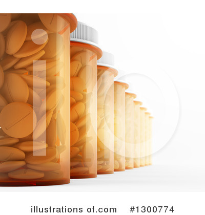 Pill Clipart #1300774 by Mopic
