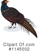 Royalty-Free (RF) Pheasant Clipart Illustration #1145002