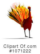 Royalty-Free (RF) Phoenix Clipart Illustration #1071222