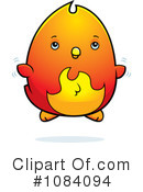 Royalty-Free (RF) Phoenix Clipart Illustration #1084094