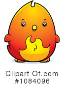 Royalty-Free (RF) Phoenix Clipart Illustration #1084096