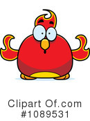 Royalty-Free (RF) Phoenix Clipart Illustration #1089531