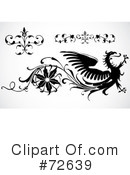 Royalty-Free (RF) Phoenix Clipart Illustration #72639